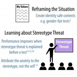 essay on stereotype threat